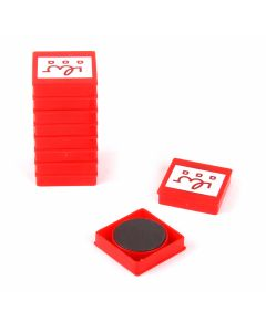 Magneter 10pk, 3x3cm