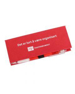 Notatblokk-organisator