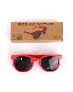 Solbriller ECO - rød