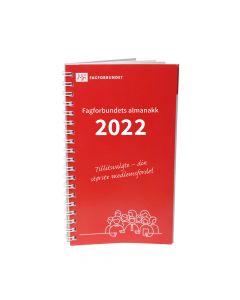 Almanakk 2022 - Forening - pakke á 10 stk