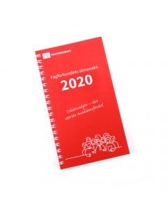 Almanakk 2020 - Fagforening (10-pack)